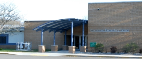 Roscommon Elementary School building